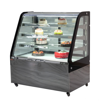 Equipamiento Refrigeratro Display Cake Display Showcase